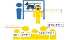 『メモに書いて』『後ろに書いて』『クジに書いて』あるものはナニ?-日本語教育機関活動案